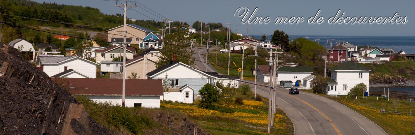 Village de Pointe-à-la-Frégate!