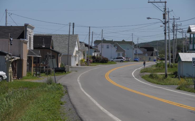 Village de Pointe-à-la-Frégate