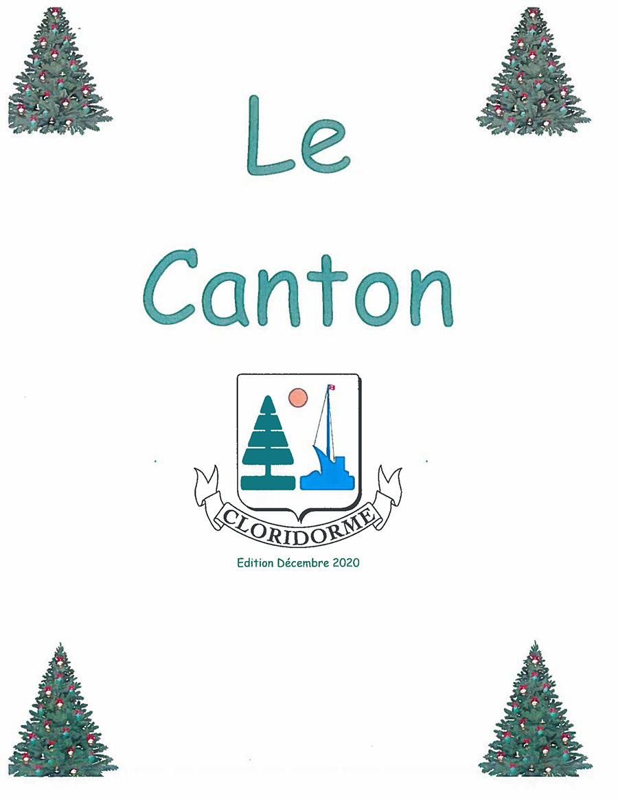 Journal du Canton – Décembre 2020